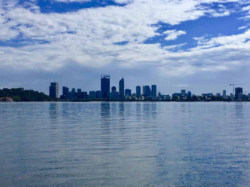 I went to Perth in Western Australia and I tell you why.