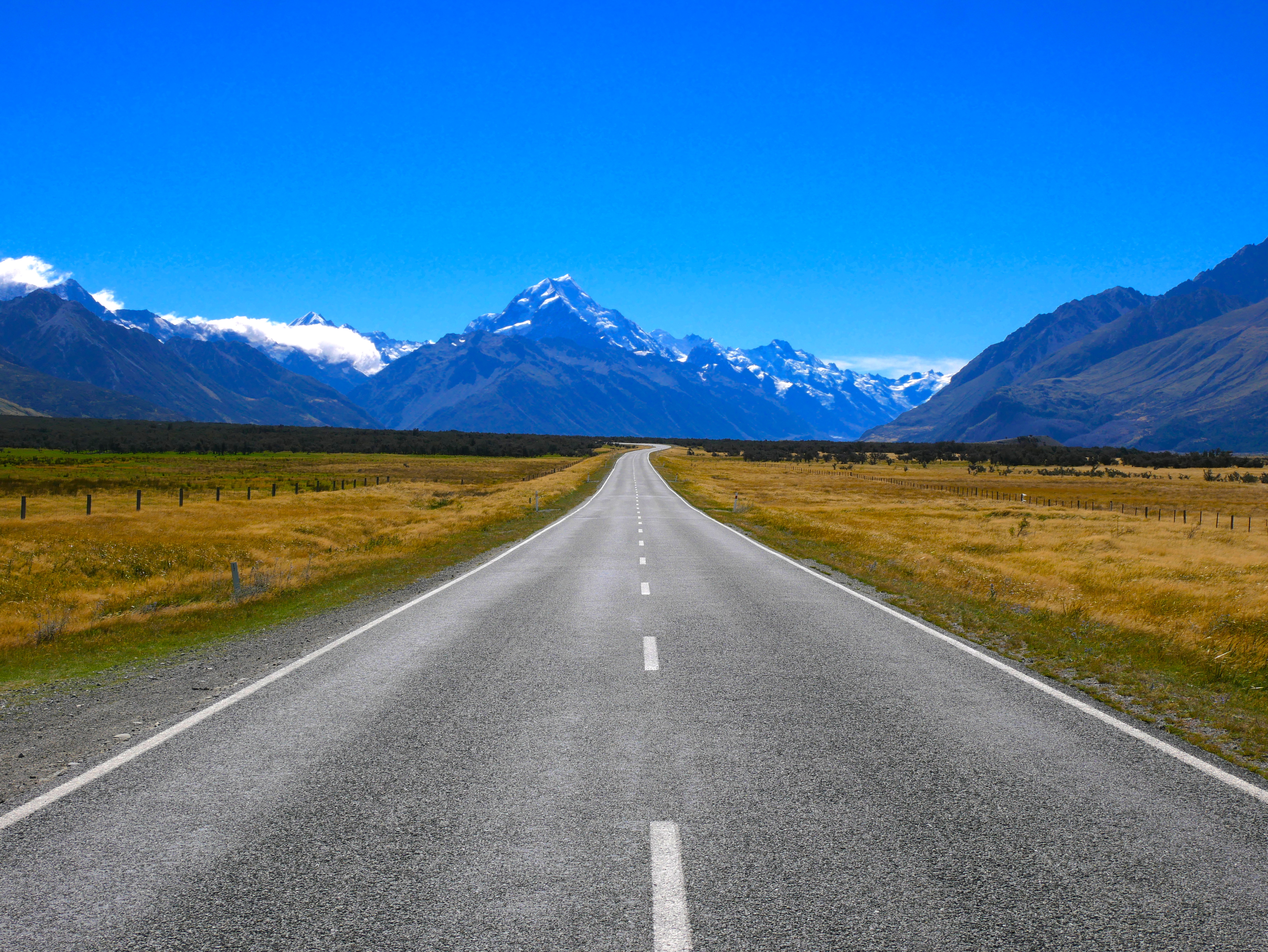 Preparing a road trip in New Zealand (Things to know!)